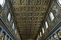 Basilica di Santa Maria Maggiore, Roma, Italia (soffitto della Basilica).jpg