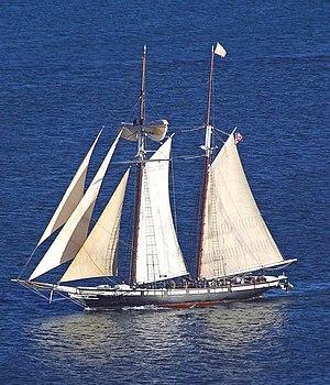 Californian (schooner) - The Californian