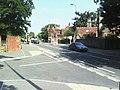Bath Street- Stratton Way crossroads from the bus station. - geograph.org.uk - 2045630.jpg