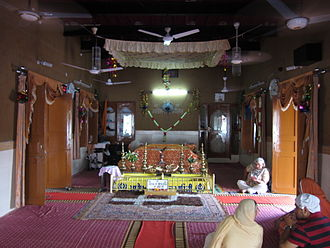 Damdami Taksal - The Damdami Taksal has utmost respect for the sanctity Guru Granth Sahib and its throne