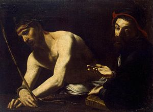 Christ and Caiaphas