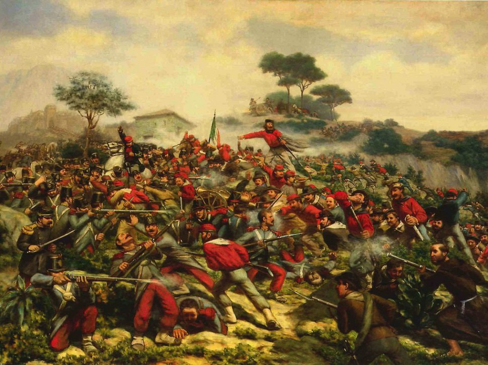 Battle of Calatafimi