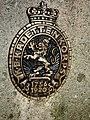 Bayr. 02 Dresden Albertstadtkaserne, Wappen des Königlichen Bayrischen Kadettenkorps.JPG