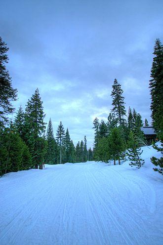 Bear Valley (resort) - Image: Bear Valley