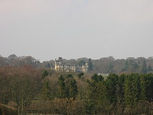 Beaufront Castle - Image: Beaufront Castle geograph.org.uk 242897