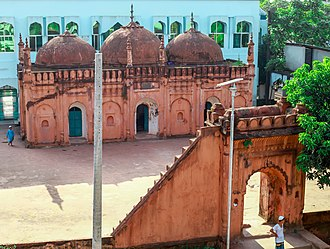 Feni District - Image: Beautiful Mohammad Ali chowdhury mosque 2