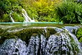 Beautiful waterfall in Plitvice Lakes National Park. Croatia.jpg