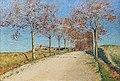 Beaux-Arts de Carcassonne - La route de Cailhau 1910 - Achille Laugé.jpg