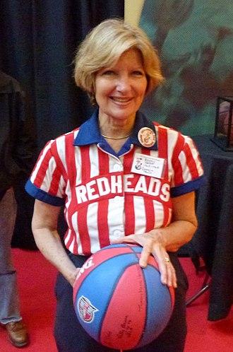 All-American Red Heads - Becky Harp Pritchett
