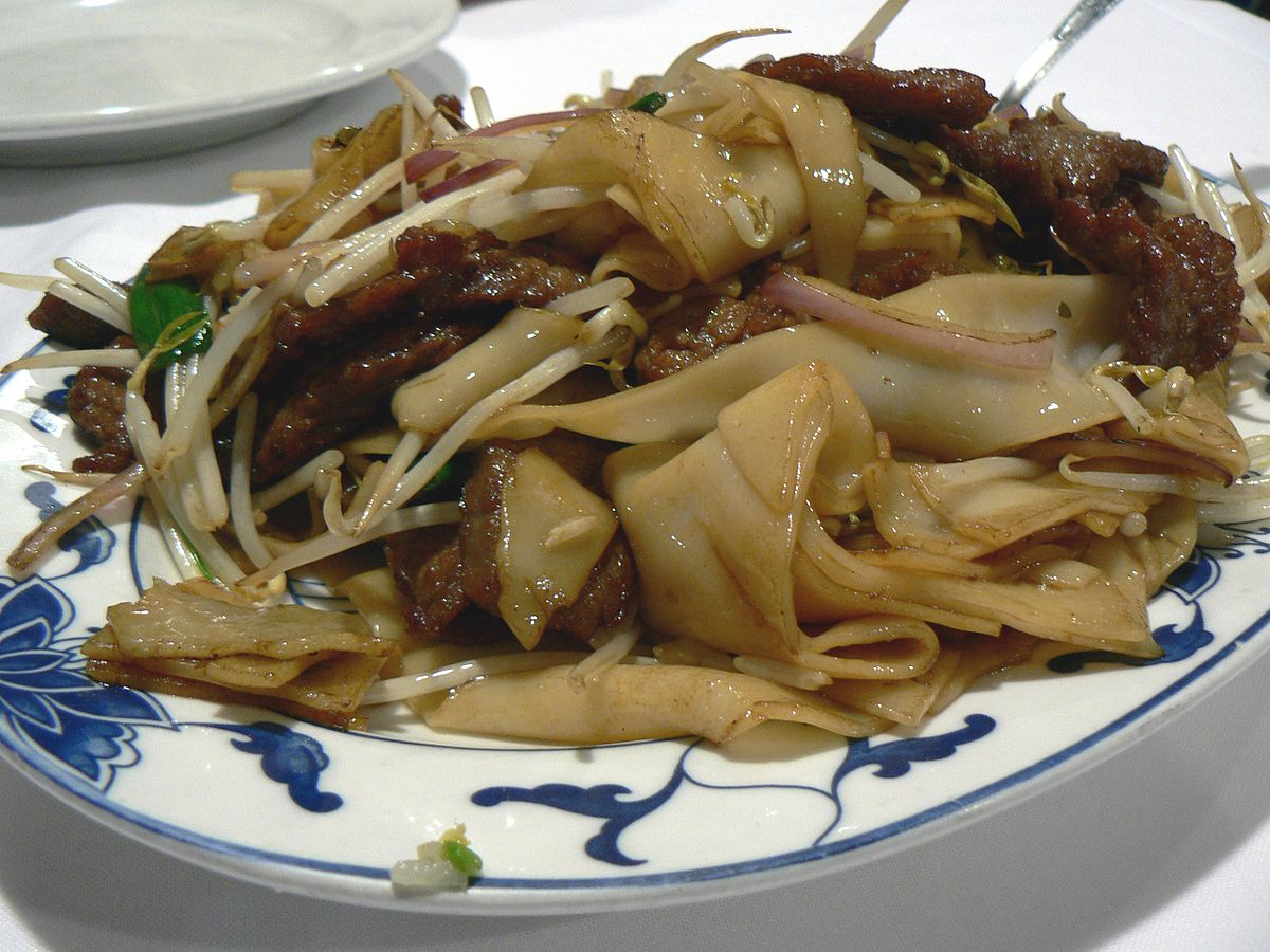 Beef Chow Fun Wikipedia