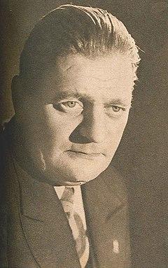 Harald Beijer i begyndelsen af 1940'erne.