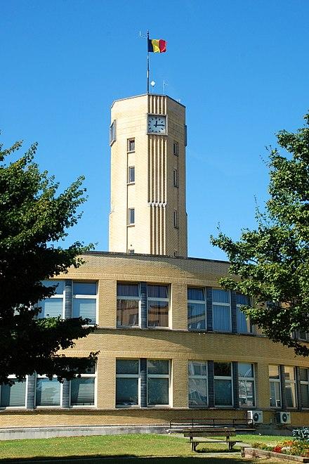 Architecture moderniste en Belgique - Wikiwand