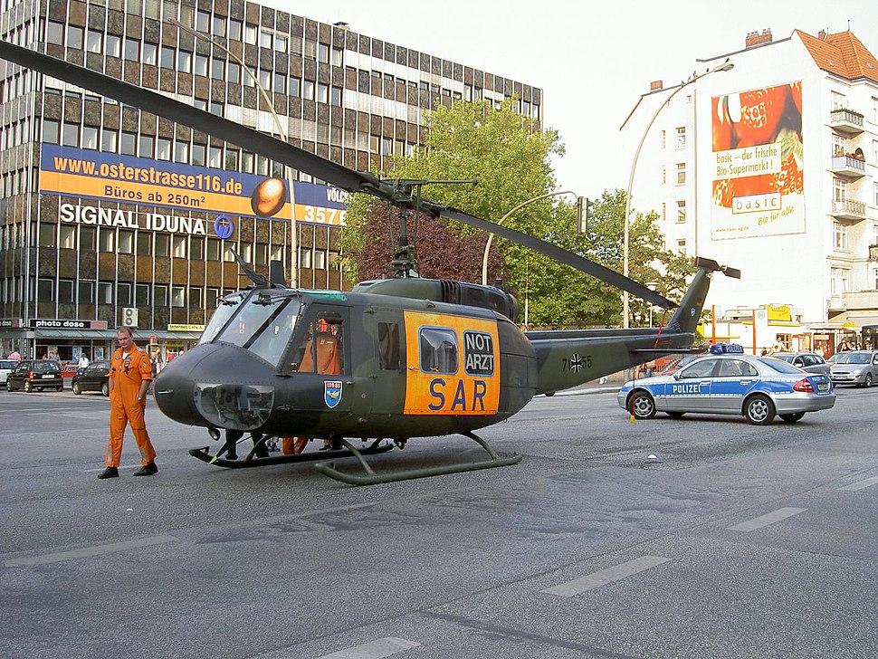 Bell UH-1D SAR (Ltg 63)
