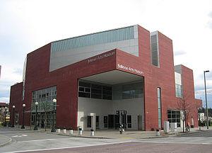 Bellevue Arts Museum - Image: Bellevue Arts Museum 01