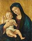 Bellini - Maria mit dem segnenden Kind, Ident.Nr. 10.jpg