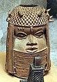 Benin, edo, altare per antenati, 05 testa.jpg
