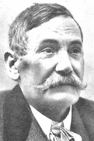 Spanish general election, 1910 - Image: Benito Pérez Galdós 1915 (cropped)
