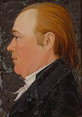 Portrait of Joseph Wiggins