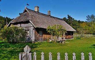 The Ethnographic Open-Air Museum of Latvia - Image: Bergi Ethnografisches Museum Bergi Kurzeme 28