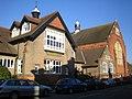 Berkhamsted Collegiate School, Dean Incent's Hall - geograph.org.uk - 590536.jpg