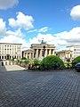 Berlin, Pariser Platz zum Brandenburger Tor 2014-07.jpg