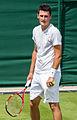 Bernard Tomic 1, Wimbledon 2013 - Diliff.jpg