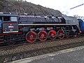 Beroun, Křivoklát expres (2014-12-13), lokomotiva (02).jpg