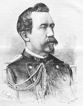 Battle of Gia Cuc - Chef de bataillon Berthe de Villers (1844–83)