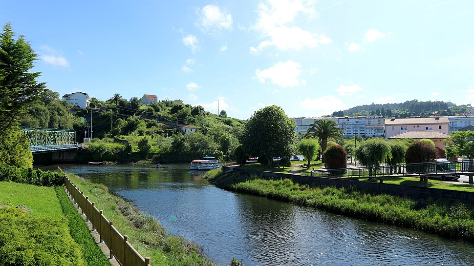 Betanzos Río Mendo e Mandeo 16