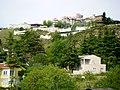 Beylikdüzü'nde Yamacın Üstüne Kurulmuş Villalar, Mayıs 2014 - panoramio.jpg