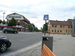 Skedsmo - Image: Bild från Lillestrom 2