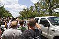 Bilderberg protest 2012 at Marriot Westfields Chantilly VA. (7332447086).jpg