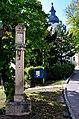 Bildstock Hauptstrasse Höhe Kirche Gainfarn 2540 Bad Vöslau.jpg