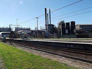 Bindha railway station railway station in Brisbane, Queensland, Australia