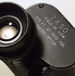 meaning of binoculars