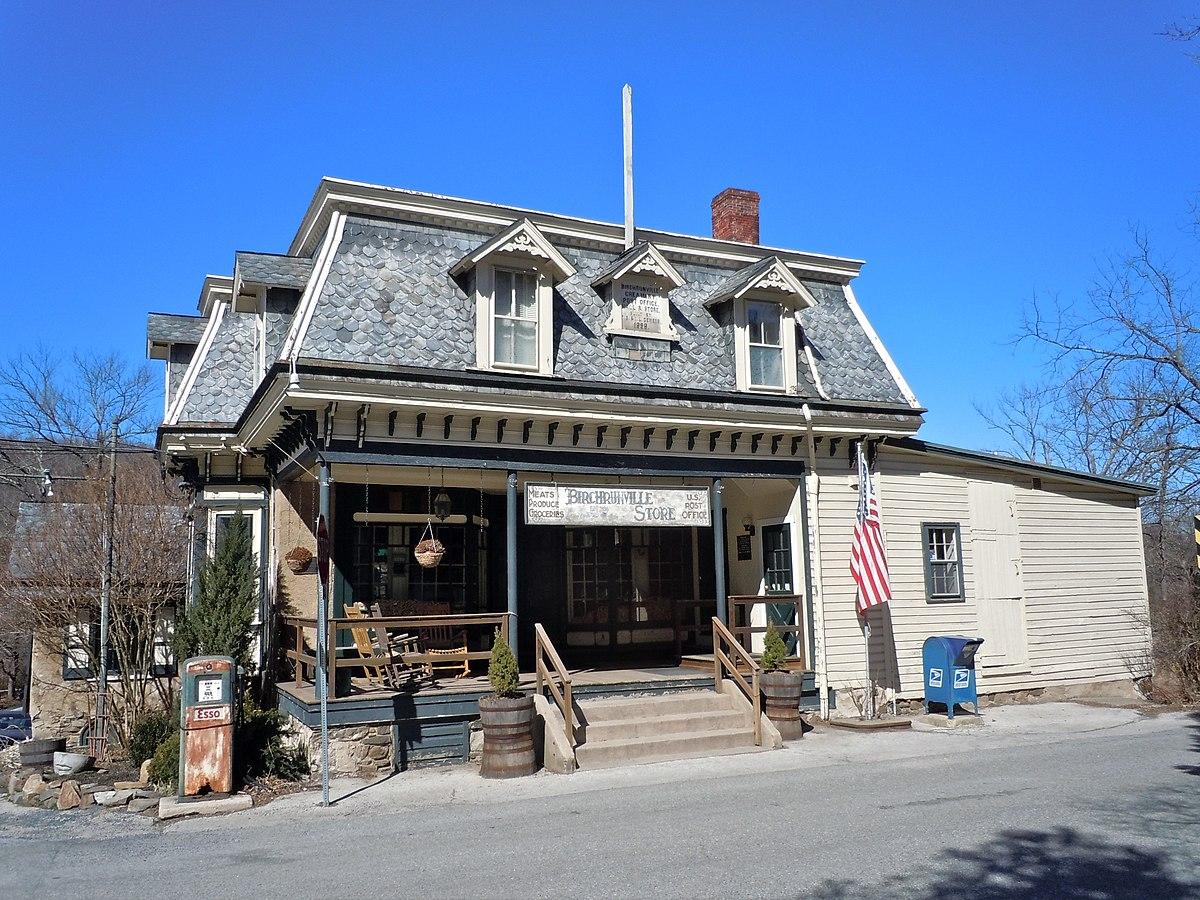 Birchrunville General Store Wikipedia