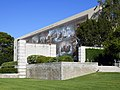 Birth of liberty mosaic forest lawn memorial park hollywood hills 2014-07-02.jpg