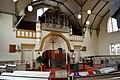 Bitgummole, Grifformearde tsjerke, oersjoch ynterieur.jpg