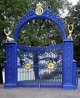 Fil:Blå porten Djurgården.jpg
