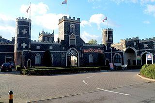 Black Castle, Bristol Grade I listed pub in Bristol, United Kingdom
