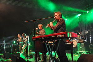 Horslips - Horslips performing at the 2014 Black Sheep Festival at Bonfeld (Germany)
