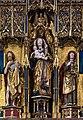 Blaubeuren Kloster Kirche Flügelaltar Schrein 01.jpg