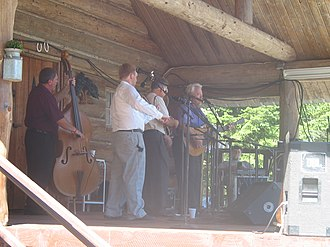 Bluegrass Cardinals - Image: Bluegrass Cardinals reunion