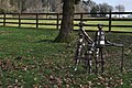 Bob Walters' stainless steel people at Arlington Court - geograph.org.uk - 2244745.jpg