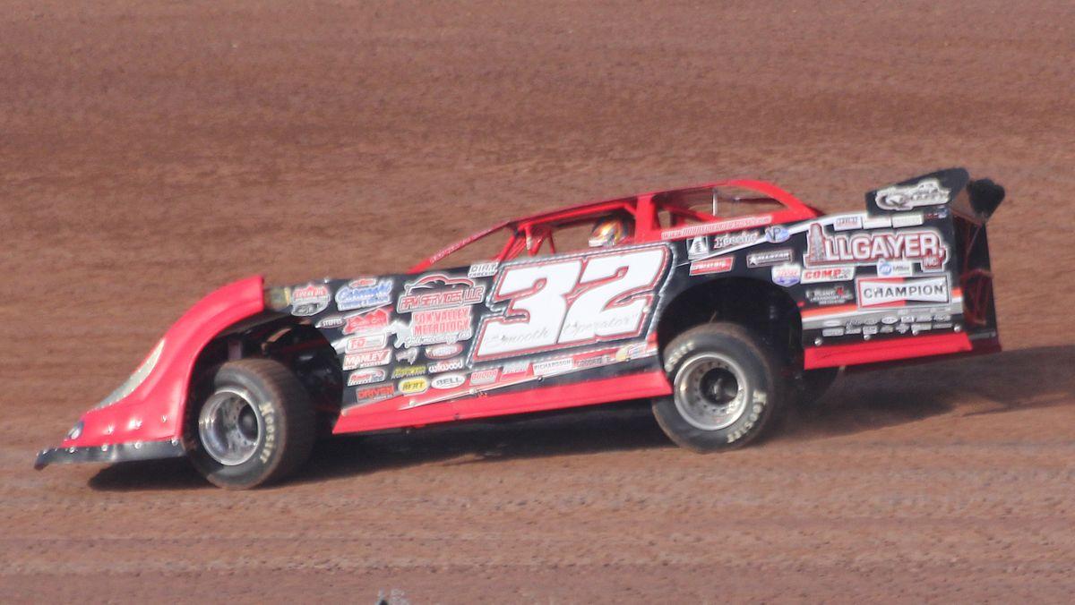 Pierce Race Cars: Bobby Pierce (racing Driver)