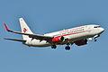 Boeing 737-800 Air Algérie (DAH) 7T-VKD - MSN 40858 3406 (9900061466).jpg