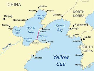 Bohai Strait tunnel