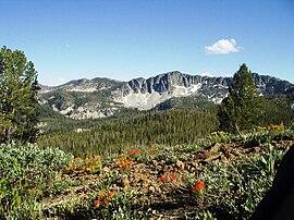 Boise Mountains - Wikipedia