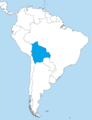 Bolivia in South America.png