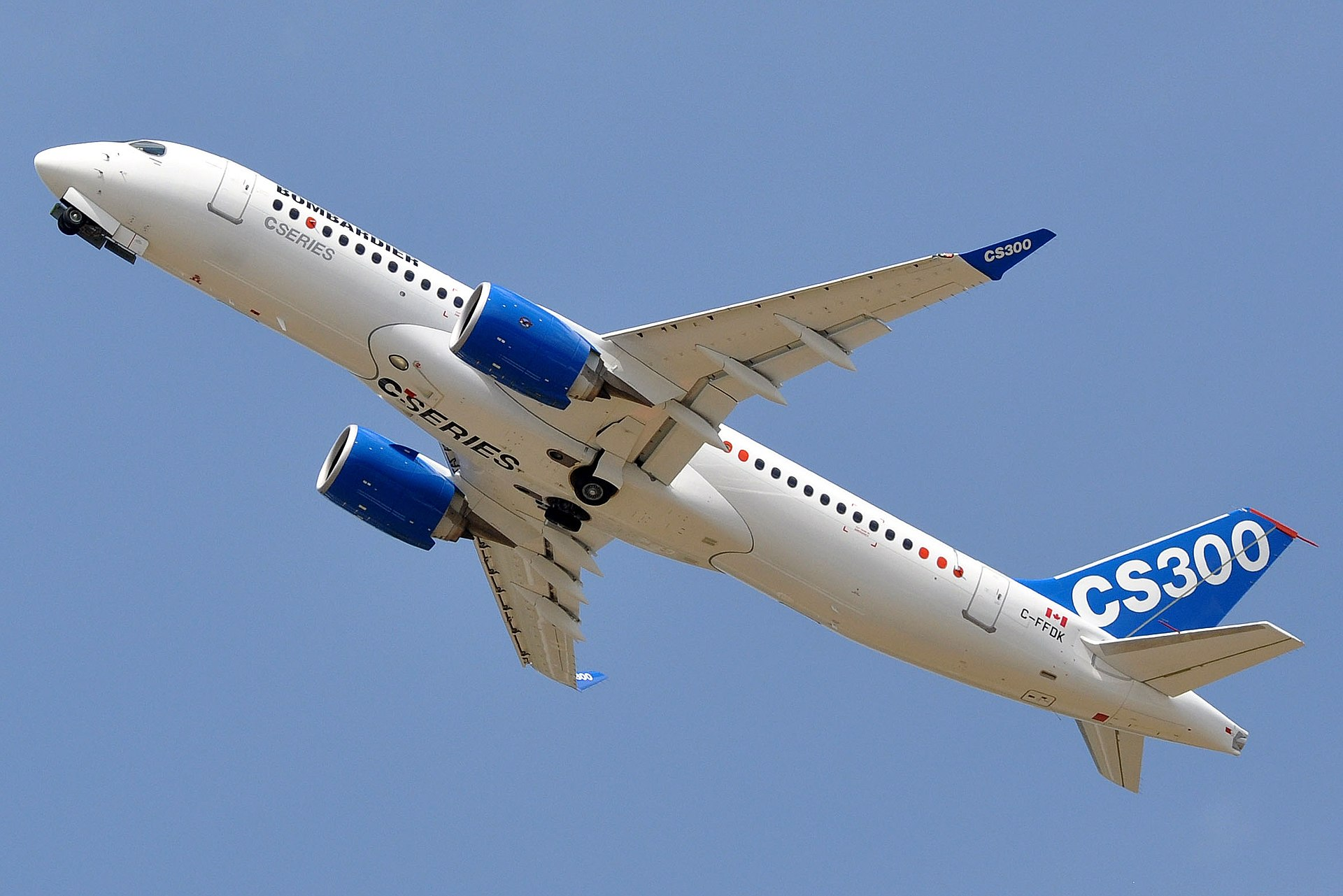 bombardier cseries The c series is the first product from bombardier to compete against boeing and airbus delta is the c series' most important customer.
